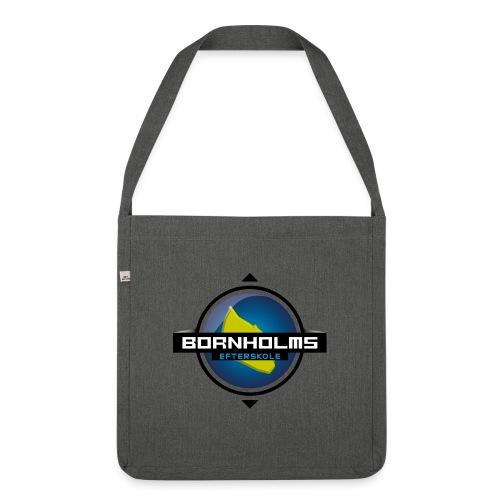 BORNHOLMS_EFTERSKOLE - Skuldertaske af recycling-material