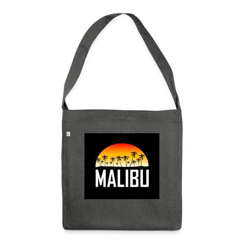 Malibu Nights - Shoulder Bag made from recycled material