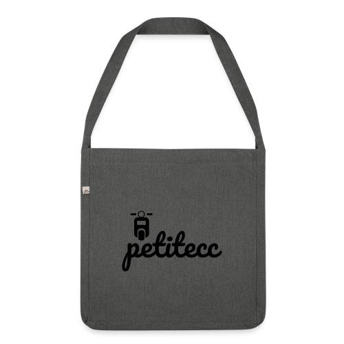 PetiteCC - Sac bandoulière 100 % recyclé