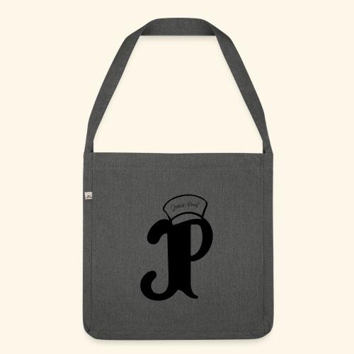 Jimini Prod' Logo - Sac bandoulière 100 % recyclé