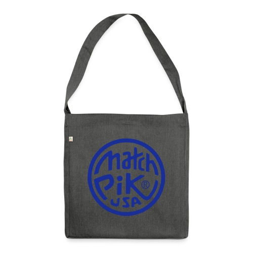 Scott Pilgrim s Match Pik - Shoulder Bag made from recycled material