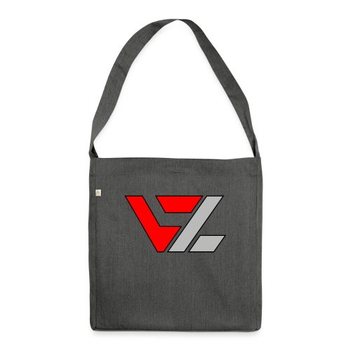 vusionZ | Peace - Schultertasche aus Recycling-Material
