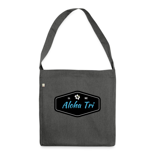 Aloha Tri Ltd. - Shoulder Bag made from recycled material
