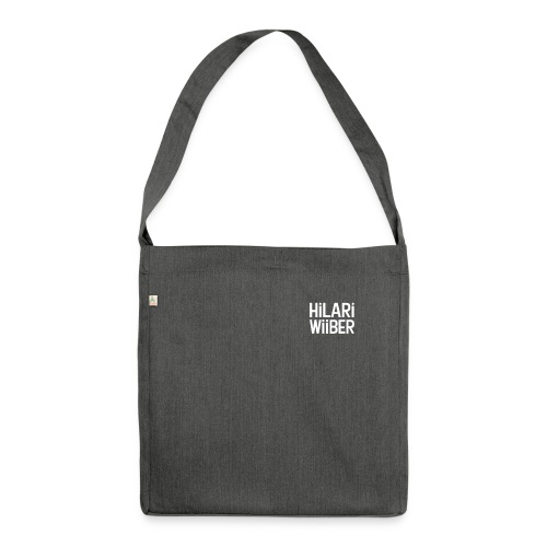 Hilari Wiiber - Classy - Schultertasche aus Recycling-Material