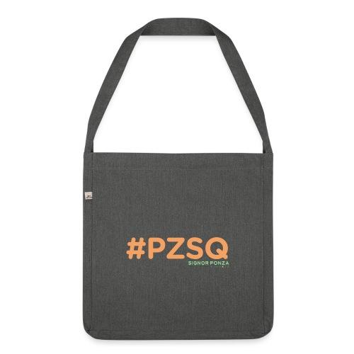 PZSQ 2 - Borsa in materiale riciclato