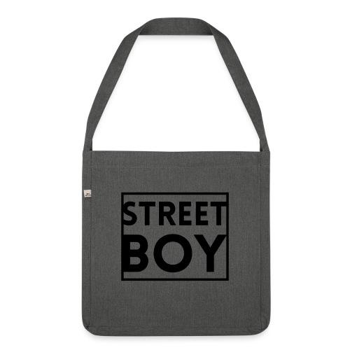 street boy - Sac bandoulière 100 % recyclé