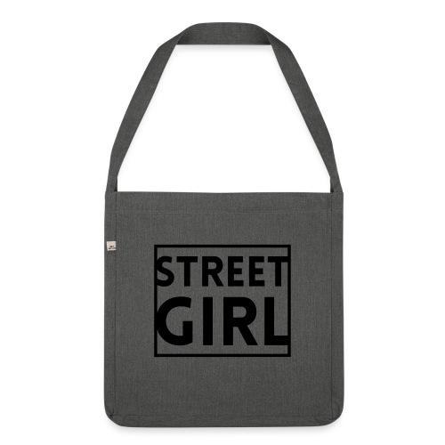 girl - Sac bandoulière 100 % recyclé
