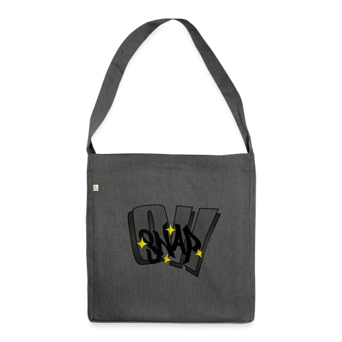 Oh Snap png - Shoulder Bag made from recycled material