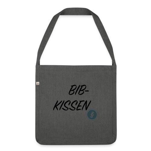 BIB-KISSEN - Schultertasche aus Recycling-Material