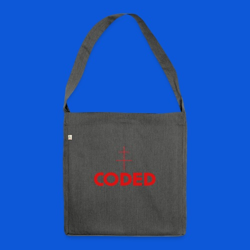 accessories merch - Shoulder Bag made from recycled material