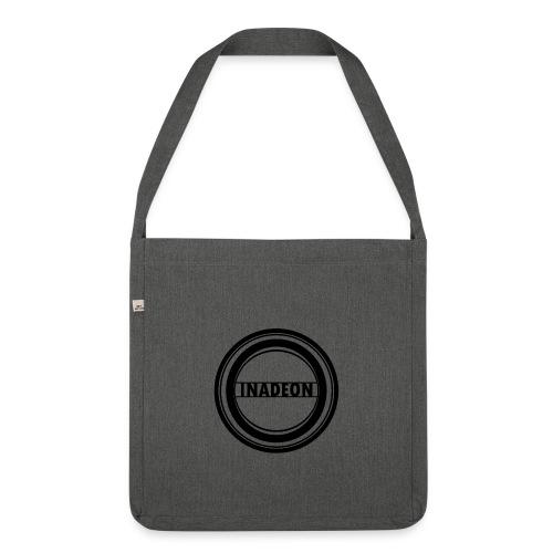 Logo inadeon - Sac bandoulière 100 % recyclé