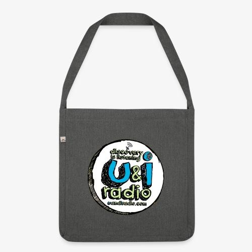 U & I Logo - Shoulder Bag made from recycled material