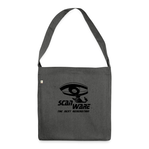 scanware azubiShirt - Schultertasche aus Recycling-Material
