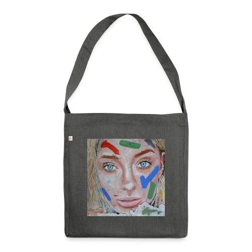 Anna - Borsa in materiale riciclato