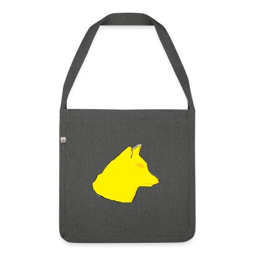 wolfes - Skuldertaske af recycling-material