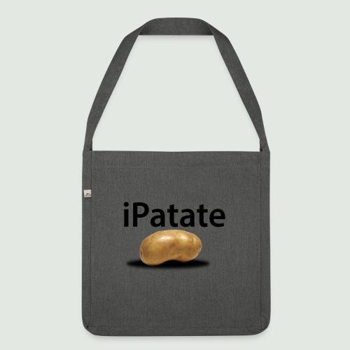 iPatate - Sac bandoulière 100 % recyclé