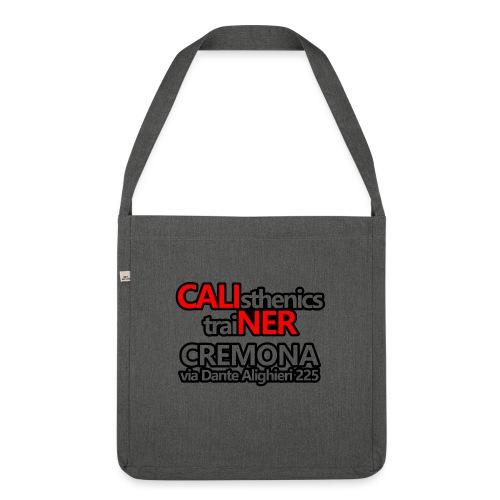 Caliner Cremona T-shirt - Borsa in materiale riciclato