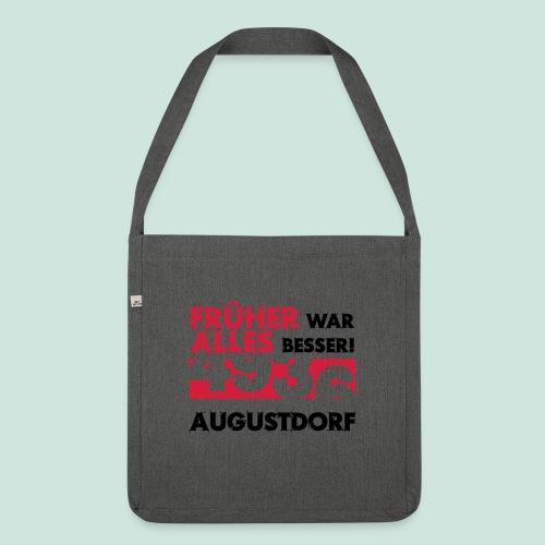 Früher 4936 Augustdorf - Schultertasche aus Recycling-Material