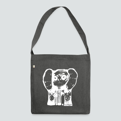 Labuphant png - Schultertasche aus Recycling-Material