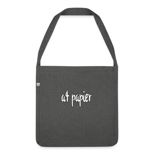 A4Papier - Schoudertas van gerecycled materiaal