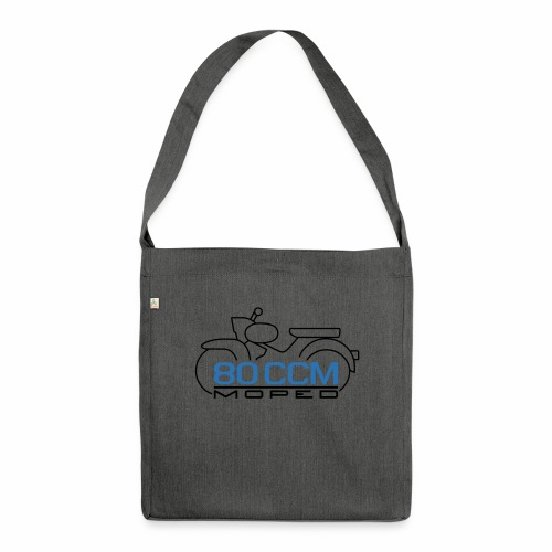 Moped Star 80 ccm Emblem - Shoulder Bag made from recycled material