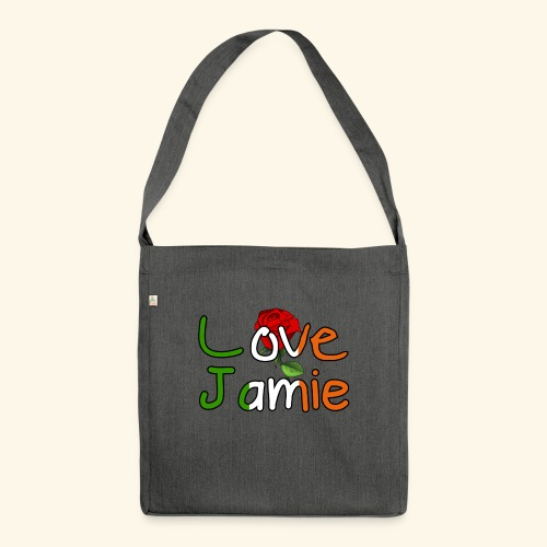 Jlove - Shoulder Bag made from recycled material