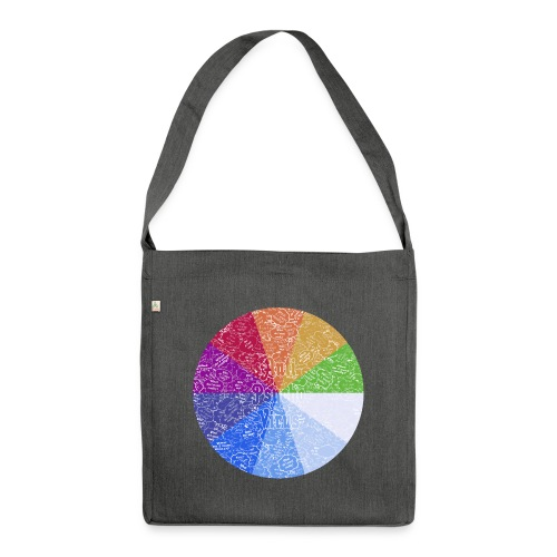 APV 10.1 - Shoulder Bag made from recycled material