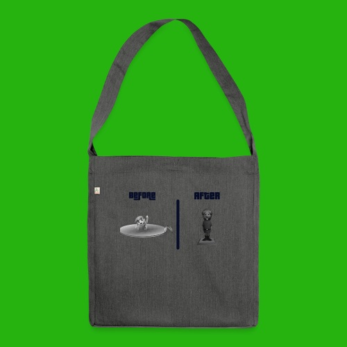 Ben Drowned - Shoulder Bag made from recycled material