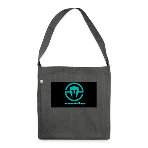 xxImmortalScope throwback - Shoulder Bag made from recycled material