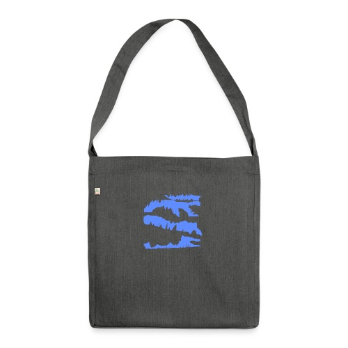 Blue_Sample.png - Schultertasche aus Recycling-Material