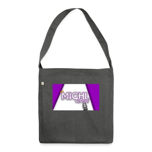 Camisa MichiCast - Shoulder Bag made from recycled material