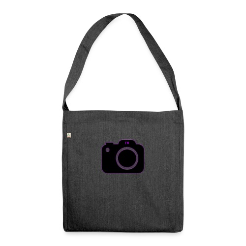 FM camera - Shoulder Bag made from recycled material