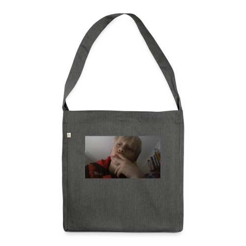 Henrymccutcheon picture merch - Shoulder Bag made from recycled material