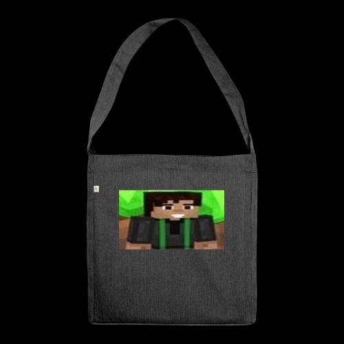 EnZ PlayZ Profile Pic - Shoulder Bag made from recycled material