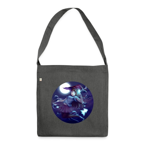Witch in the Night - Borsa in materiale riciclato