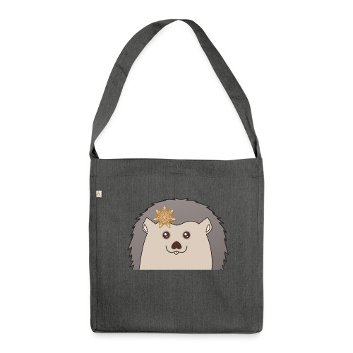 Hed ginger - Schultertasche aus Recycling-Material