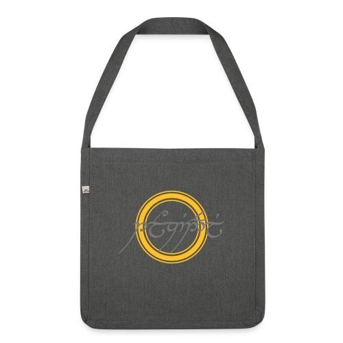 Tolkiendil Cercle 2 - Sac bandoulière 100 % recyclé