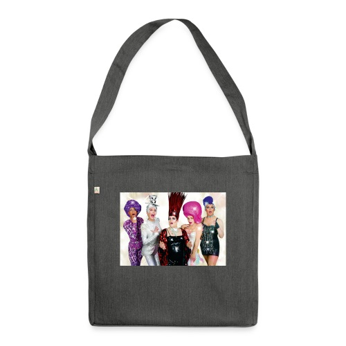 Covergirls - Schultertasche aus Recycling-Material