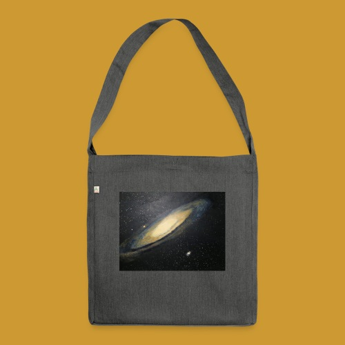 Andromeda - Mark Noble Art - Shoulder Bag made from recycled material