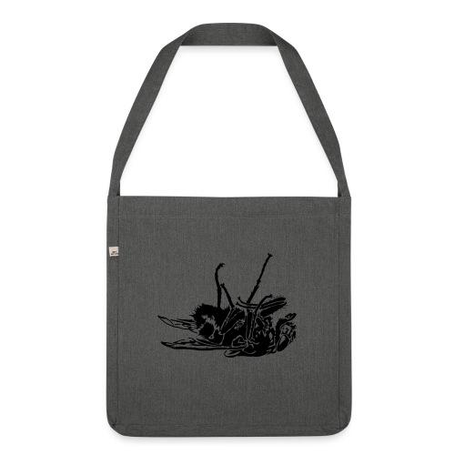 mouche morte - Sac bandoulière 100 % recyclé