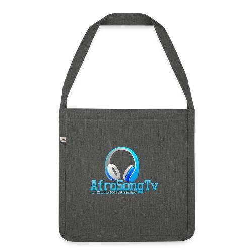 logo - Bandolera de material reciclado