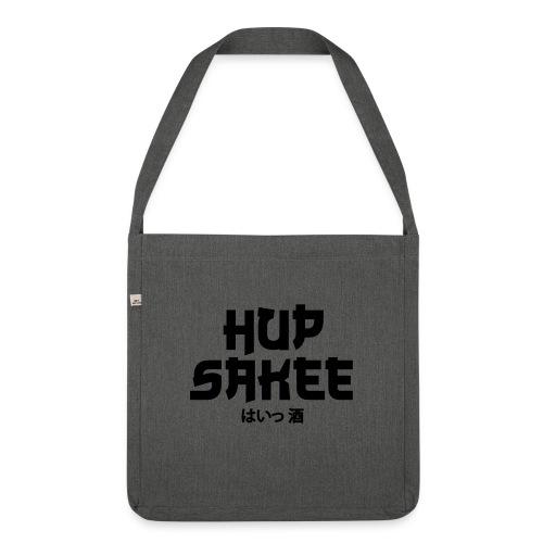 Hup Sakee - Schoudertas van gerecycled materiaal
