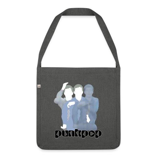 JD Post Punk PunkPop - Borsa in materiale riciclato