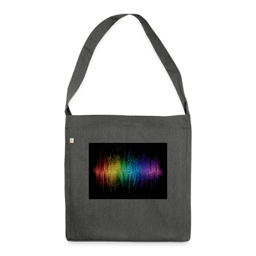THE DJ - Shoulder Bag made from recycled material