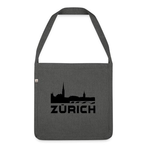 Zürich - Schultertasche aus Recycling-Material