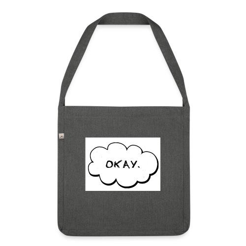 okay_2-jpg - Schoudertas van gerecycled materiaal
