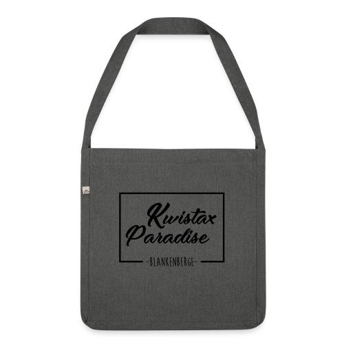 Cuistax Paradise - Sac bandoulière 100 % recyclé