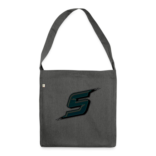 Stripo Logo - Shoulder Bag made from recycled material