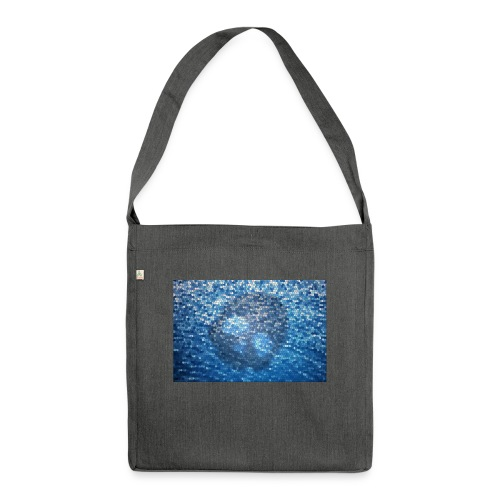 unthinkable tshrt - Shoulder Bag made from recycled material