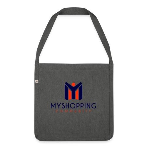 logo MYSC verticale - Borsa in materiale riciclato